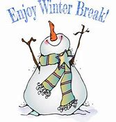 Winter Break – No School – December 23-January 1
