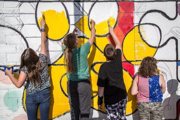 Another Willard Murals Graces Our Eastside Neighborhood