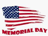 No School – Mon May 27th – Memorial Day