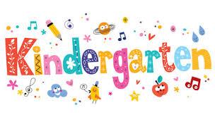 Kindergarten Jump Start  July 22-23