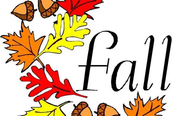 No School – Fall Break – Mon & Tues November 1 & 2